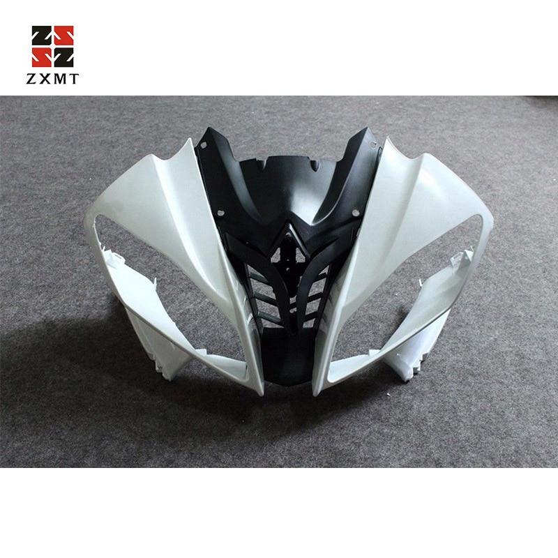 2006-2007 ZXMOTO Unpainted Front Upper Nose Fairing for Suzuki GSXR 600//750