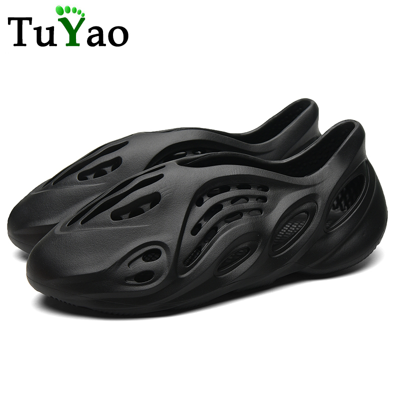 Fashion Boys & Girls Coconut Cave Summer Non-slip Shoes Soft Comfortable Rubber Beach Sandal For Kids
