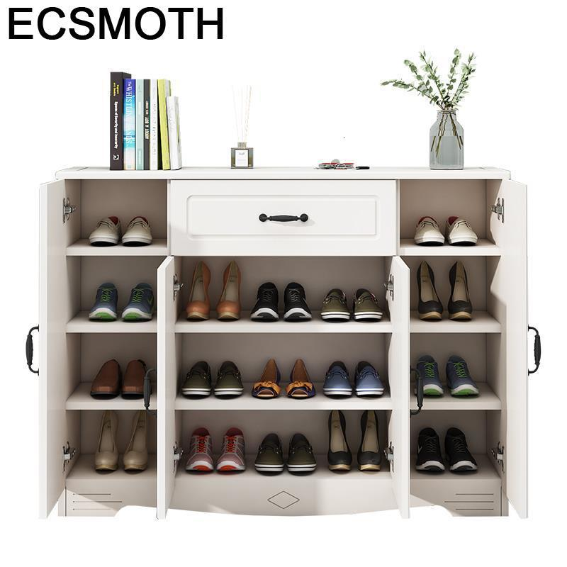 Szafka Na Buty Kast Mueble Mobili Minimalist Meble Rangement Meuble Chaussure Sapateira Scarpiera Furniture Shoes Cabinet