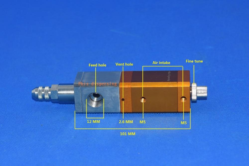 Automatinio dozatoriaus įsiurbimo vožtuvo silikono epoksidinės - Elektriniai įrankiai - Nuotrauka 5
