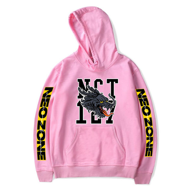 NCT 127 NEO ZONE THEMED HOODIE (24 VARIAN)