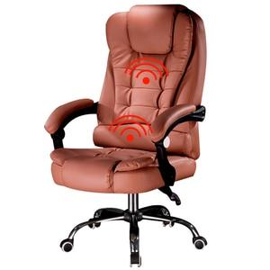 Image 5 - Silla de oficina ergonómica con reposapiés, oferta especial