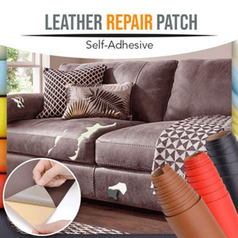 Leder Reparatur Selbst-Adhesive Patch farben Self Adhesive Stick auf Sofa kleidung Reparatur Leder PU Stoff große Stickr Patches