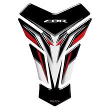 Moda 3D motosiklet çıkartmalar tankı Pad koruyucu Honda CBR Tankpad CBR500 CBR600RR CBR900RR CBR1000RR CBR250 CBR300 3D
