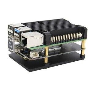 Image 4 - ラズベリーパイ 4 msata ssd ストレージ拡張ボード X857 USB3.1 シールドラズベリーパイ 4B