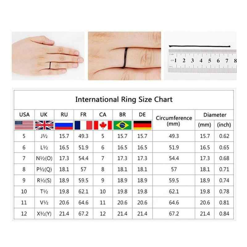 Smart Ring NFC ID Kartu Tahan Air Multifungsi Cerdas Magic Smart Wear Jari Digital Cincin untuk Android Windows Phone