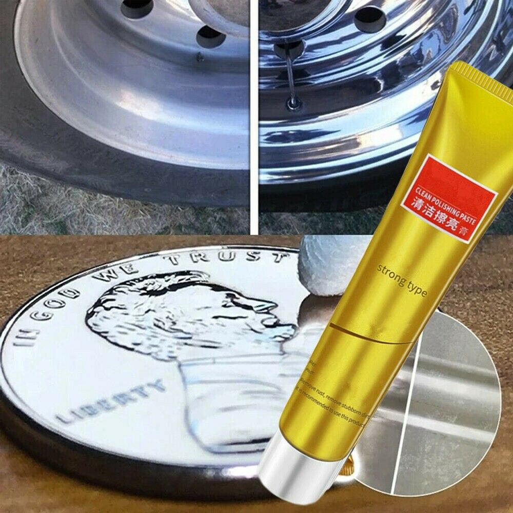 Полировальная паста Ultimate Metal польский крем для часов из нержавеющей стали и керамики