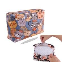 Детские сумки для подгузников, сумка для беременных, одноразовая, многоразовая, с модными принтами, влажная, сухая, сумка для подгузников, двойная ручка, сумки для мокрого плавания 19*13*7 см