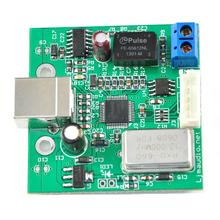 SA9023 USB to SPDIF coaxial I2S processor chip 24bit/96K DAC assembled board LJM