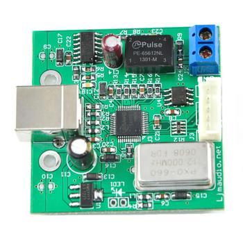 SA9023 USB to SPDIF coaxial I2S processor chip 24bit/96K DAC assembled board LJM
