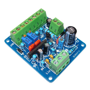 Image 3 - חדש חם DC 12V VU מטר נהג לוח אודיו מגבר כוח רמת מטר כונן מודול