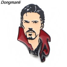 DZ353 Doctor Movie Enamel Pin Brooches Badge Bag Clothes Lapel Jewelry Gift