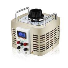Регулятор напряжения с цифровым дисплеем 3000 Вт 220 В автоматический