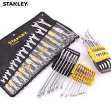 Стандартный метрический гаечный ключ stanley набор инструментов