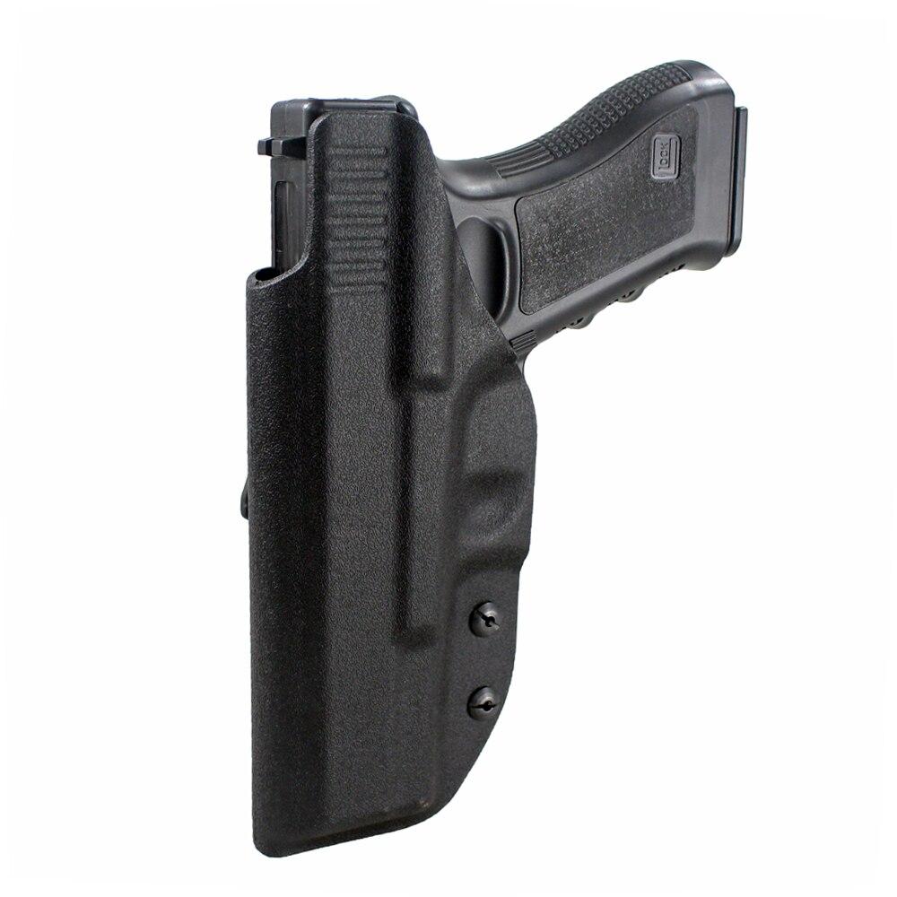Ultimate Concealment Gun Holster Kydex IWB Holster Custom Molded For Glock 17 22 31