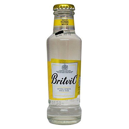 Britvic Tonic Water 24 X 125 Ml