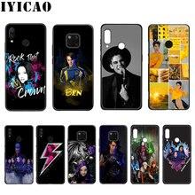 IYICAO Descendants 3 Cameron Boyce Soft Silicone Case for Huawei Mate 20 10 Lite Pro Nova 5i 4 3i 2i 2