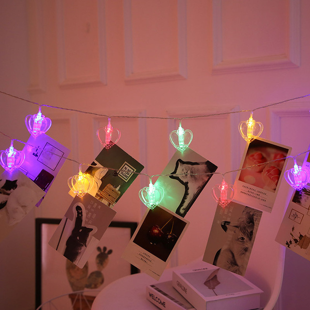 Living Room Wedding Party Decor Romantic Night Desktop Night Light. Wtiaw Red Love LED Light LED Battery Light Kids Room Home Decor Birthday Party Decorations
