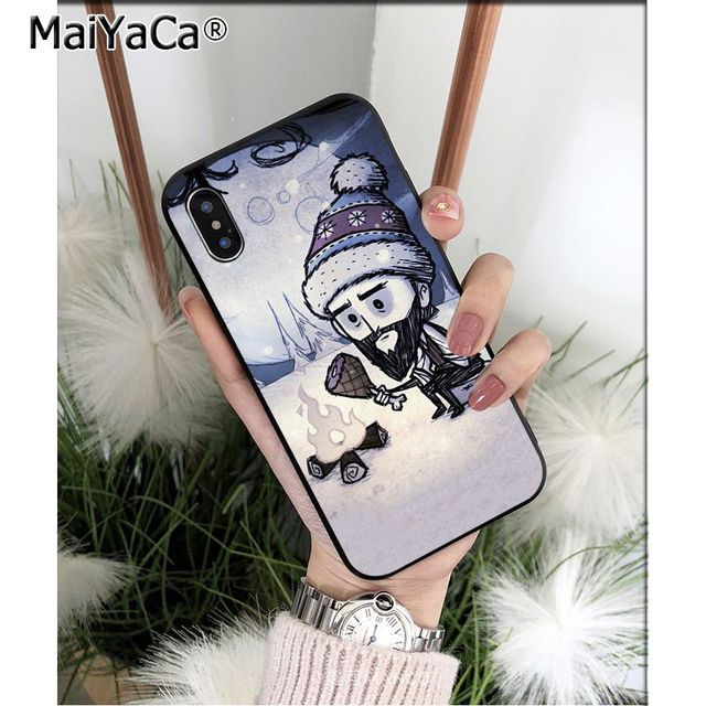 FHNBLJ Don't Starve Together High Quality Silicone Phone Case for iPhone 11 pro XS MAX 8 7 6 6S Plus X 5 5S SE XR case