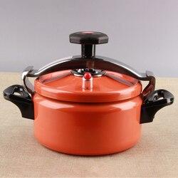 Strona główna przeciwwybuchowy garnek wielofunkcyjny szybkowar ze stali nierdzewnej Mini odkryty ryż gotowanie podróży Camping|Szybkowary|   -