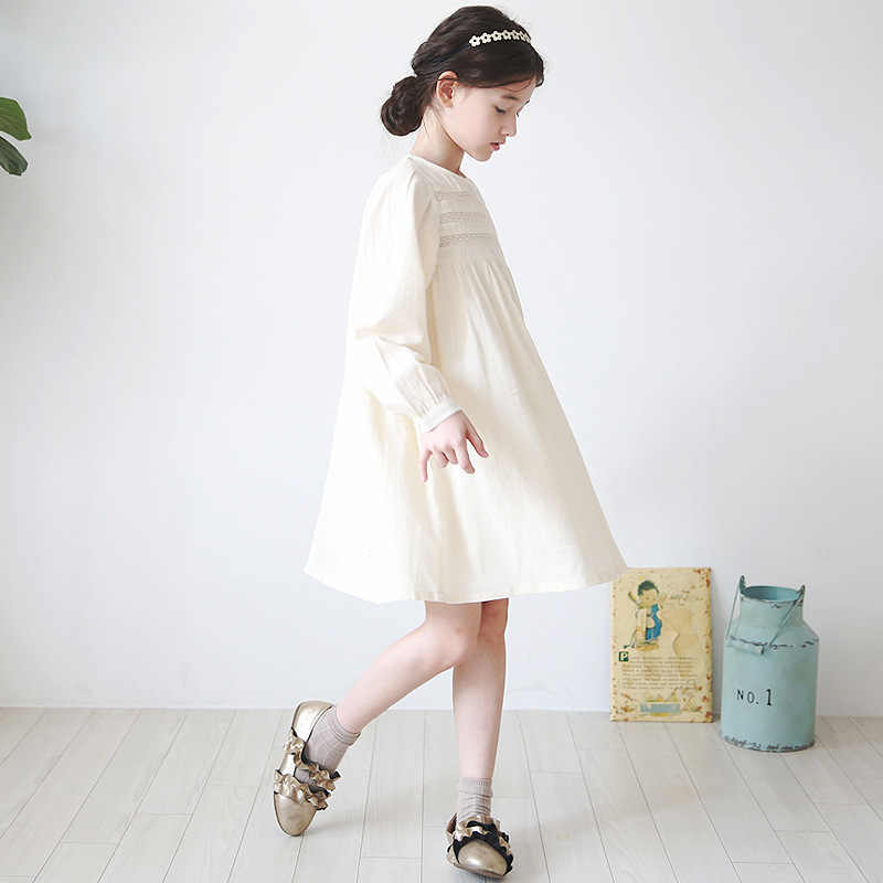 Fashion 2020 Spring New Arrival Girls Dresses Baby Princess Dresses Children Clothes Kid Elegant Dresses for Girls Cotton, #8422