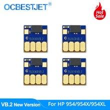 VB.2 – puce ARC pour HP 954 954X, réinitialisation automatique permanente, pour Officejet Pro 7740 8210 8710 8715 8720 8725 8730