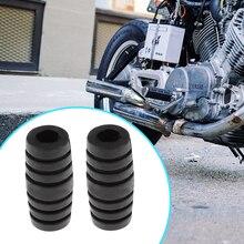 Резиновая Защитная подкладка шестерни рычаг переключения скоростей педаль переключения колодки для HONDA MC22 CBR400 VFR400 NC23/30/35 NSR250 P3 CA250 Мото Аксессуары