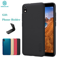 For Xiaomi Redmi 8 7 Case Redmi 8A 7A Cover Nillkin Super Frosted Shield Hard PC Back Cover Protector Case for Xiaomi Redmi Y3|Fitted Cases| |  -
