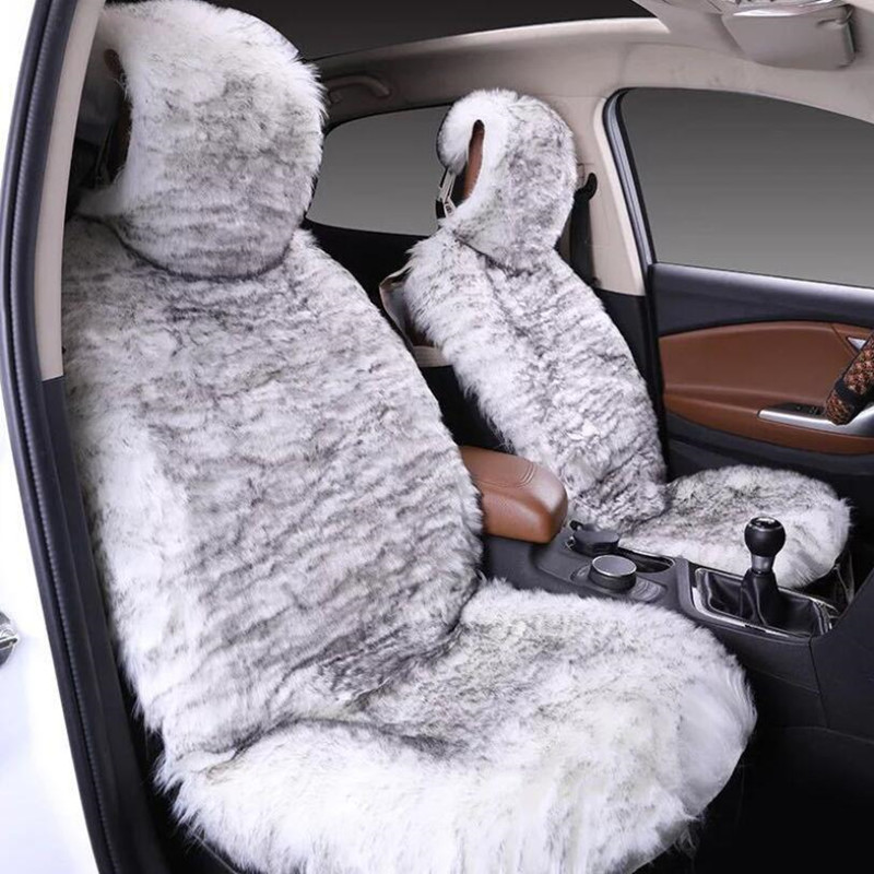 Sheepskin car seats spring screwdriver