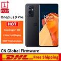 DHL Бесплатная глобальная прошивка Oneplus 9 Pro 5G мобильный телефон 6,7 дюймов 2K 120 Гц LTPO активно-матричные осид, Snapdragon 888 Octa Core 65 Вт, мгновенная заряд...