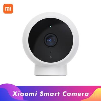 2020 Original Xiaomi Mijia New 1080P IP Camera 170 Degree FOV Night Vision 2.4Ghz Dual-band WiFi Mi Home Kit Security Monitor