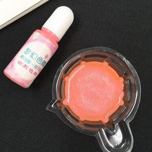 N58F 12 Pcs/set UV Resin Epoxy Pigment Liquid Mixed Color Dye Jewelry Carfts Making