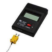 Thermomètre numérique TM902C Type K, capteur de Thermocouple, détecteur de sonde