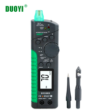 DUOYI DY2203 Automotive Multifunktions Digitale Tester Auto Circuit-Tester Schaltung Logic-Level-Aging Kontinuität Test Breaker Finder