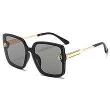 Square Sunglass Gafas Vintage Polarized Luxury Feminino UV400 Women Oculos Lentes-De-Sol