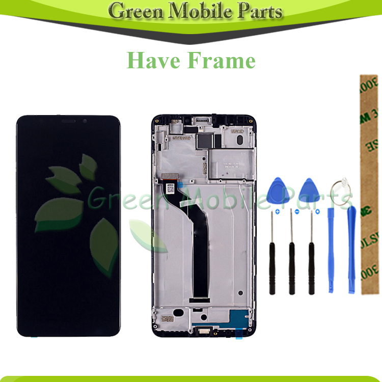 100% Tested Touch Screen For  Xiaomi Redmi 5 LCD Display With Assembly