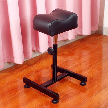 New Foot Bath Pedicure Pedicure Tool Bracket Beauty Massage SPA Chair Nail Stand Soft and comfortable Synthetic Leather