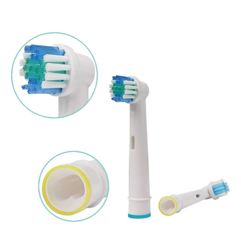 8 Chiếc Thay Thế Điện Đầu Bàn Chải Đánh Răng Cho Braun Oral Sức Sống Đầu Bàn Chải Vòi Phun Cho Bàn Chải Đánh Răng Nhạy Cảm Sạch Sẽ