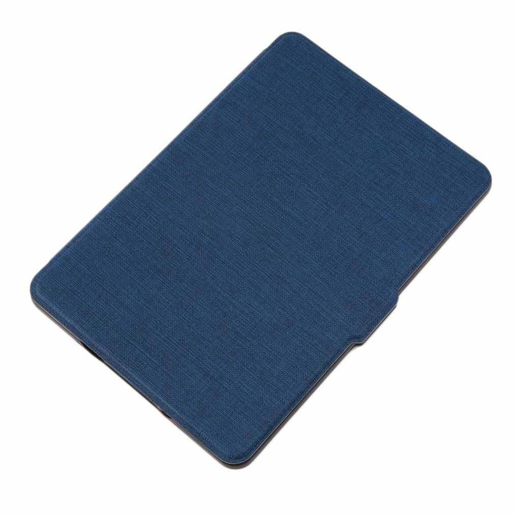 المغناطيسي بو الجلود الغطاء الواقي الجلد لأوقد Paperwhite 3 1 2 مكافحة الغبار تأثير واقية ومقاومة للخدش