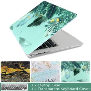 Image 3 - New Laptop Case For Apple MacBook Air Pro Retina 11 12 13 15 16 for mac book Pro 13.3 15.4 16 inch with Touch Bar+ Keyboard cove