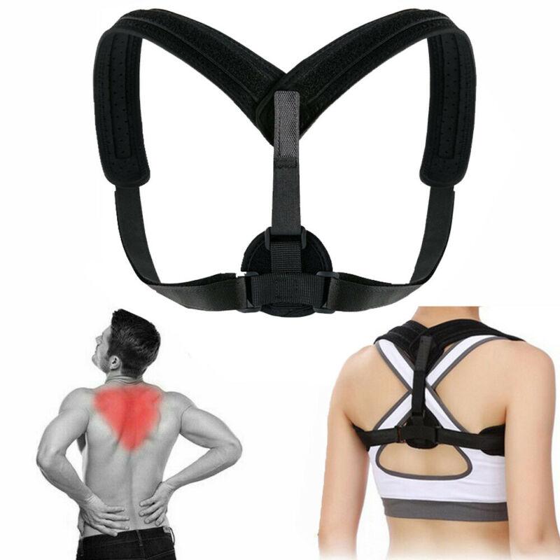 Adjustable Support Belt Posture Corrector Clavicle Spine Women Men Back Shoulder Lumbar Brace BodyWellness Back Straight Correct