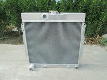 Hohe Qualität 2 Reihe Aluminium Heizkörper Für PLYMOUTH VALIENT/STATION WAGON DODGE V8 1963-1969 1963 1964 1965 1966 1967 1968 1969
