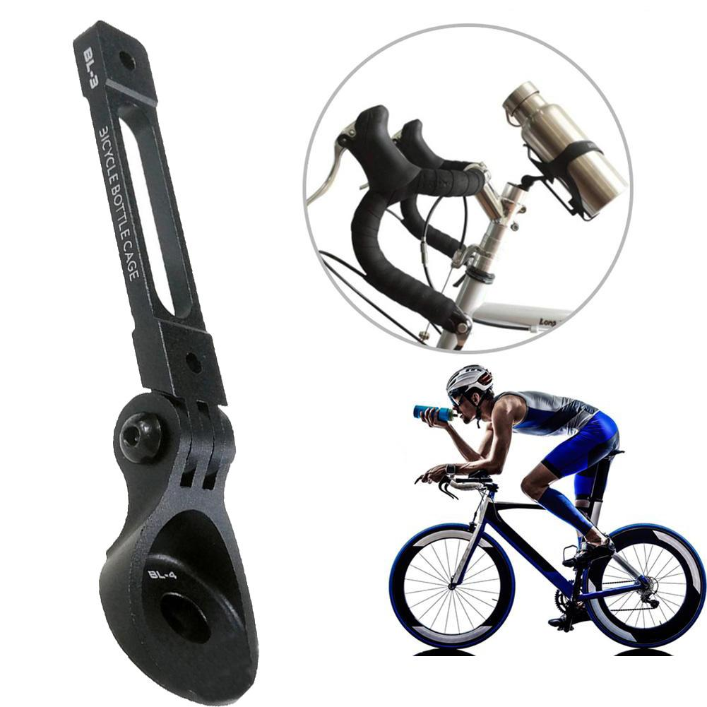 Bicycle Aluminum Alloy Water Bottle Holder Mountain Bike Cup Holder Cycling