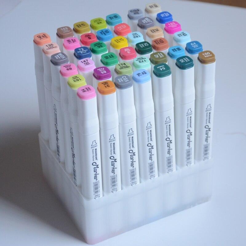 marcadores de arte para esbocar alcool desenho 02