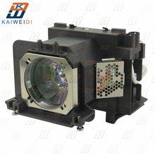 ET LAV400 PT VW530 PT VW535 PT VW535N PT VX600 PT VX605 VX605N VZ570 VZ575 Ersatz Projektor Lampe für Panasonic