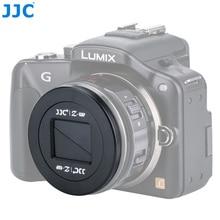 JJC Camera Auto Lens Cap for Panasonic Lumix G X Vario PZ 14 42mm Lens H PS14042 Lens
