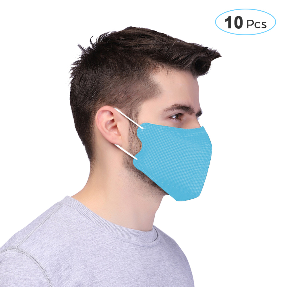 10pcs/set 3-Layer Medical Disposable Dental Mask Anti-Dust Mouth Face Mask Respirator Dustproof Surgical Face Mouth Masks Hot