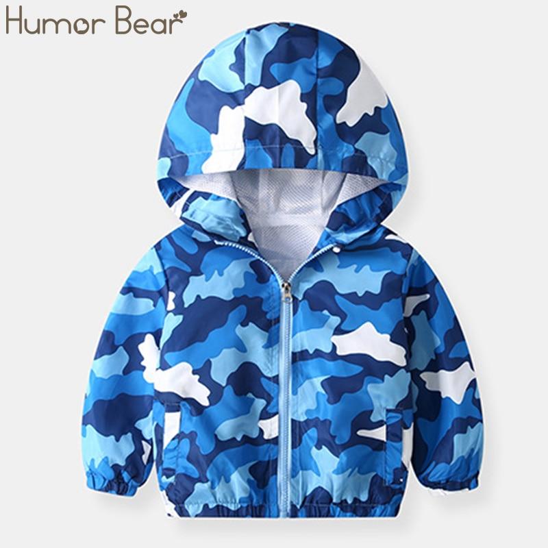 Girls Coat Outdoor Bear Jacket Hooded-Clothes Baby Autumn Boys Kids Fashion New Cartoon