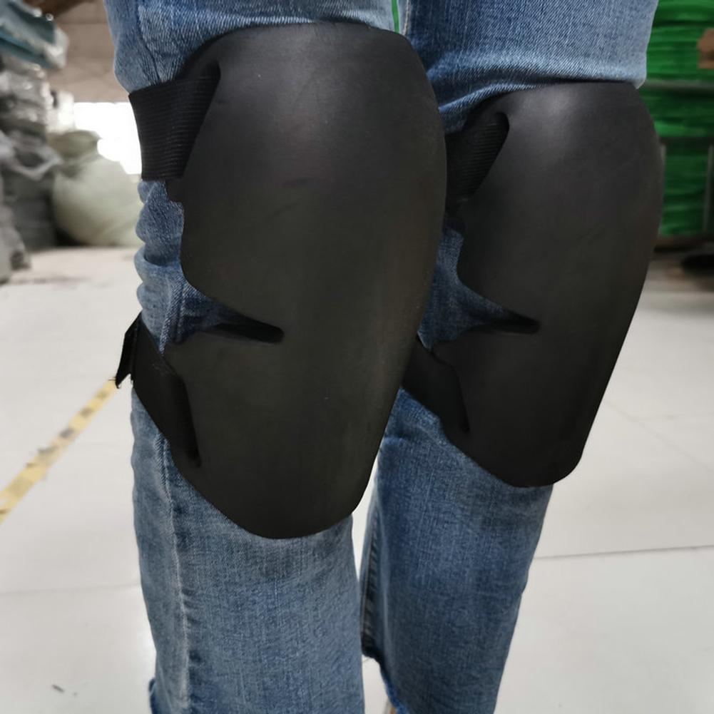 Coussin à genoux de Protection à haute densité de genouillère de jardin d'eva approprié à la réparation de voiture d'installation de plancher de jardinage