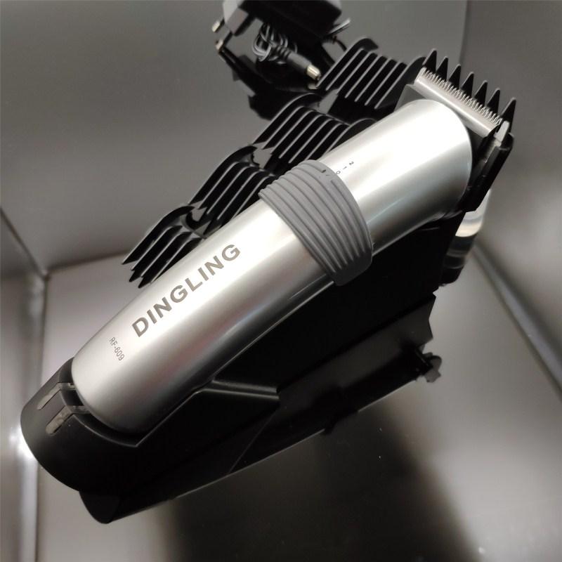 AIKIN Dingling RF609 перезаряжаемый триммер для стрижки волос профессиональная машинка для стрижки волос с зарядной подставкой 8 часов время зарядк...